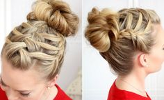 7 Super Cute DIY Christmas Hairstyles For All Lengths