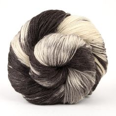 BFL Silk Cashmere Fingering – Knit Purl