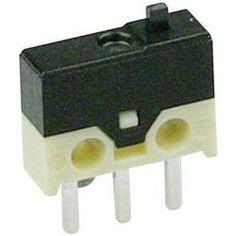 Cherry Switches DH2C-C4AA Microschakelaar 30 V/DC 0.5 A 1x aan/(aan) schakelend 1 stuks  Klik verder voor meer info.  EUR 1.52  Meer informatie