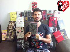 Meu livro favorito publicado pela DarkSide Books #DarkCrush | Blog do Ben Oliveira