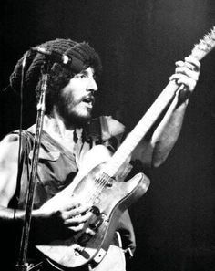 Bruce Springsteen, 1975.