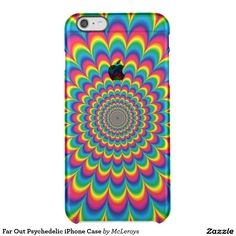 Far Out Psychedelic iPhone Case http://www.zazzle.com/far_out_psychedelic_iphone_case-256192182135372168?CMPN=shareicon&lang=en&social=true&view=113274371491591355&rf=238588924226571373