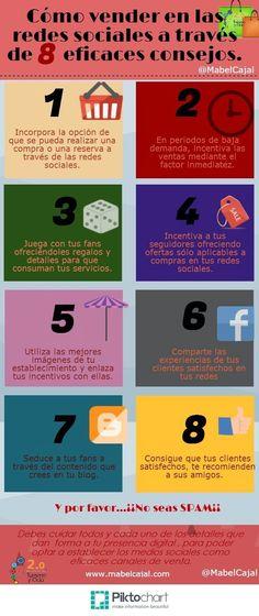 Cómo vender en las #Redes Sociales