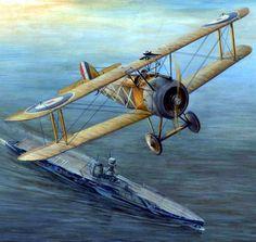 1918 Sopwith 2F.1