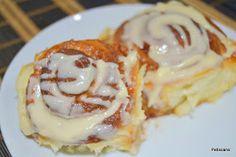 Petiscana: Cinnamon rolls (pãezinhos doces de canela)