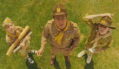 MOVIE 『ムーンライズ・キングダム』 生真面目でちょっと間の抜けたボーイスカウトの隊長、ウォード隊長にはエドワード・ノートン ©Focus Features