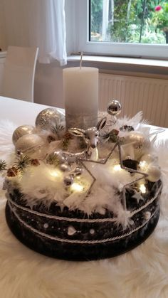 Christmas Decorations, Table Decorations, Furniture, Home Decor, Christmas Wreaths, Christmas, Decoration Home, Room Decor, Home Furnishings