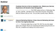 Upcoming webinars #webinar - http://paper.li/SherrieRose/1331165489
