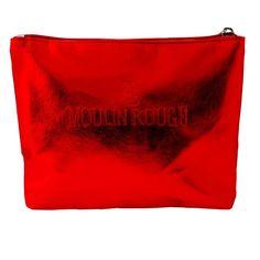 Pochette rouge Moulin Rouge