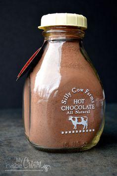 #hot chocolate powder