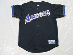 MLB- Arizona Diamondbacks Jersey By Majestics Men(L) #Majestics #ArizonaDiamondbacks
