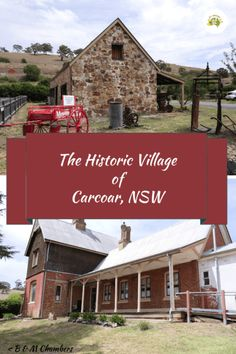 The Historic Village of Carcoar, NSW - All Around Oz