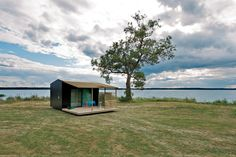 Tiny homes have officially become a thing.