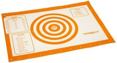 Casabella 165 by 1175 Inch Silicone BakingPastry Mats -- You can get more details by clicking on the image.