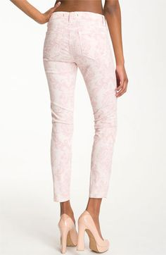 J Brand 'Baroque' Print Skinny Leg Jeans | Nordstrom
