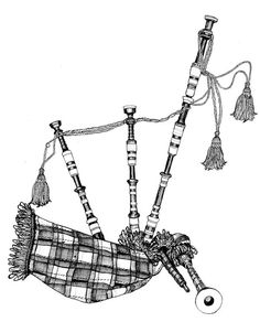 bagpipe clip art free bagpipe graphics and animated gifs bagpipe rh pinterest com Scottish Bagpipes Clip Art Scottish Bagpipes Clip Art