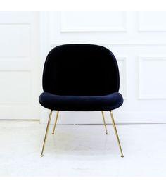 Beetle Lounge Gubi Stuhl