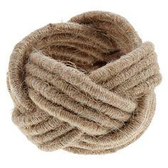 Buy john lewis rope napkin rings set of 4 online at johnlewis com