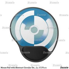 Shop Mouse Pad with Abstract Circular Design created by JFJPhoto. Abstract, Color, Design, Summary, Colour, Colors