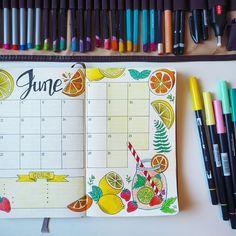 When life gives you lemons, make some lemonade . . #thecraftdesk #hellojune #june #bujo #bulletjournal #hellosummer #summer #summertime #lemons #lemonade #doodle #lettering #handlettering #moleskine #journaling #monthlyspread #bulletjournaling #bujonewbie #bujo2018 #bujoinspo #bujospread #bujolove #calendar #bulletjournalinspiration #creativejournal #journaltherapy #creative #planner #planning #showmeyourplanner