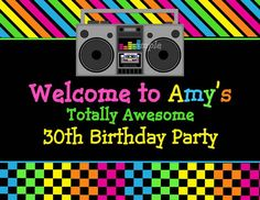 This party invitation can be personalized in an way for your event - birthday, bachelorette party, cocktail party, etc.! PURCHASE OPTIONS: 1. PRINT MYSELF - We take your wording and create the invitation image, which is emailed to you ready to print. It comes as a 5x7 jpg (photo)
