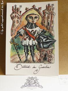 LE PETIT APPARTEMENT DU ROI vous propose une collection de cartes postales inédites et artistiques, illustrées par l'artiste Alban Guillemois. #albanguillemois #artiste #lepetitappartementduroi #mireilleguillemois #élégance #poésie #raffinement #décoration #rois #écrivains #chevaliers #militaire #personnalités #cartepostale #livre #édition #bibliothèque #paris #mireilleguillemoisdelorme #histoiredefrance #monuments #musées #bertrandduguesclin #dinan #connétabledefrance