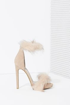 Jeffrey Campbell Cookie Suede Heel at Nasty Gal Heeled Boots, Shoe Boots, Shoes Heels, Pumps, Shoes Sneakers, Sandal Heels, Strappy Shoes, Dream Shoes, Crazy Shoes