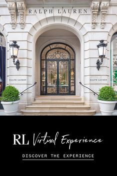 Step inside The Madison Avenue Experience and discover Ralph Lauren's newest Spring arrivals for women, kids, and baby. Beautiful Home Designs, Beautiful Homes, Luxury Homes Interior, Interior Design, Luxe Life, Architecture Details, Future House, House Plans, New Homes
