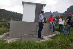 Agua potable para los habitantes de La Ceiba
