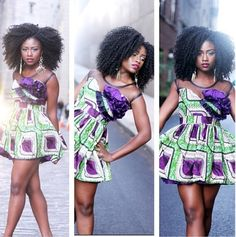 Kitenge designs 2019 that will stand us out when we rock them. There is no restriction on what you can do with this fabric that is universally accepted. African Inspired Fashion, African Print Fashion, Africa Fashion, African Prints, African Wear, African Women, African Dress, African Style, African Shop