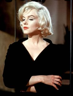 Marilyn Monroe as Amanda Dell in Let's Make Love (1960, dir. George Cukor)