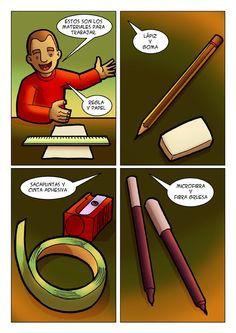 Ilustraciones para cursos de capacitacion