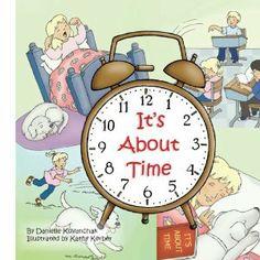 It's About Time, by Danielle Kovanchak.