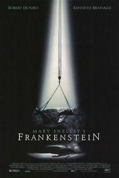 Frankenstein de Mary Shelley (1994) - Direção: Kenneth Branagh