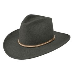 Stetson Legend – Soft Wool Outback Hat  85.98  99f90f2cef0