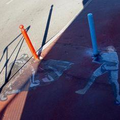 Le plus célèbre combat de Star Wars en street-art à Montpellier