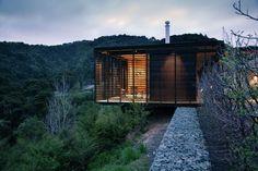 Galeria de Casa de Campo em Clevedon / Herbst Architects - 1