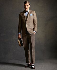 The Great Gatsby Wedding Styles for Grooms and Groomsmen | Dress For The Wedding