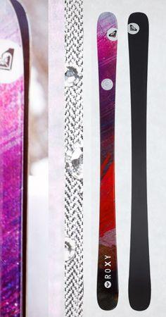 An exclusive collaboration with Swarovski... #ski #snow