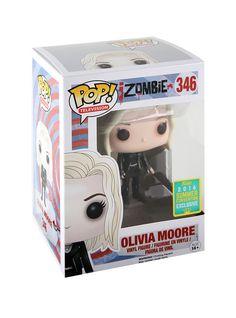 Funko iZombie Pop! Television Olivia Moore Vinyl Figure 2016 Summer Convention Exclusive | Hot Topic
