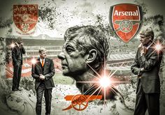 Do You Want To Know About Soccer? Considering its international popularity, you should not be surprised that people all over want to know more about soccer. To properly understand soccer, y Arsenal Football, Arsenal Fc, Arsene Wenger, Club, Cool Artwork, Soccer, Animation, Seasons, Drawings
