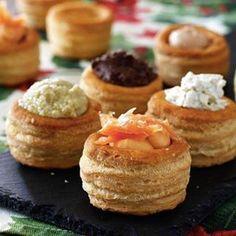 Vol Au Vent, Cheesecake, Video, Desserts, Instagram, Tailgate Desserts, Deserts, Cheesecakes, Postres