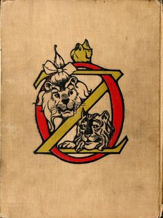 Ozma of Oz - L. Frank Baum, illustrated by John R. Neill.