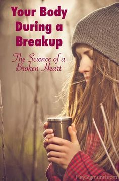 The remarkable science of a broken heart.