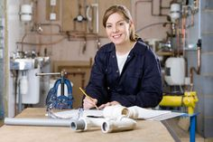 Attracting More Women to Plumbing - World Plumbing Council Become A Plumber, No Crying In Baseball, Math Stem, Word Of Mouth, School Counselor, Together We Can, Young People, Plumbing, Attraction