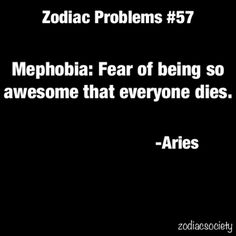 Submission. LOL!!!!! I don't think I share this Aries problem, but it still is kinda funny