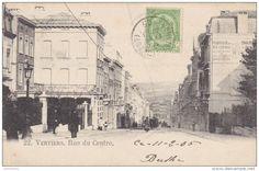 VERVIERS RUE DU CENTRE 1905