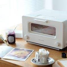 BALMUDA The Toaster/バルミューダ ザ・トースター(ホワイト) - 北欧雑貨と北欧食器の通販サイト| 北欧、暮らしの道具店