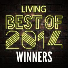 Best Of 2014 Winners - Living Magazine