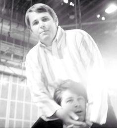 Carl and Brian Wilson